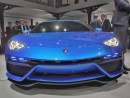 The Lamborghini Asterion Concept Review and Specs