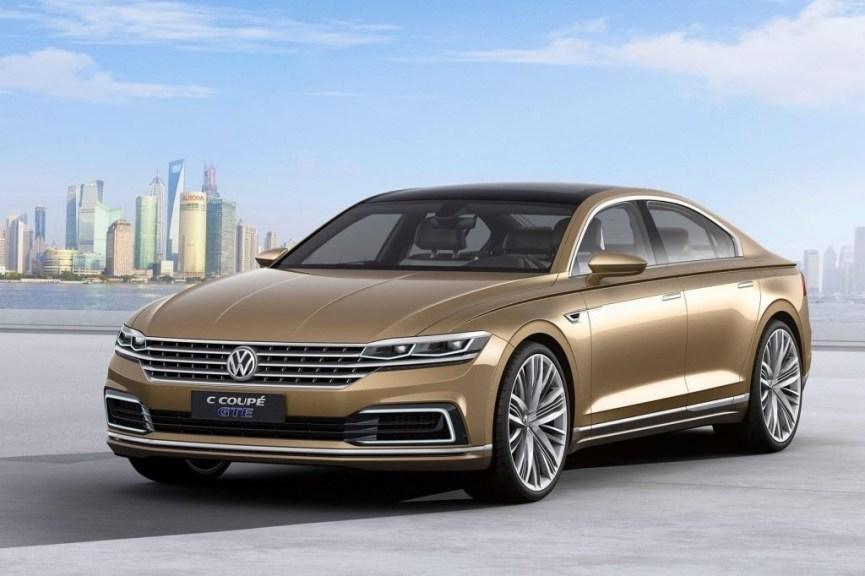Next Generation 2019 Volkswagen Cc Concept