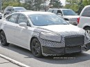 Spy Shots 2018 Ford Fusion Specs and Review