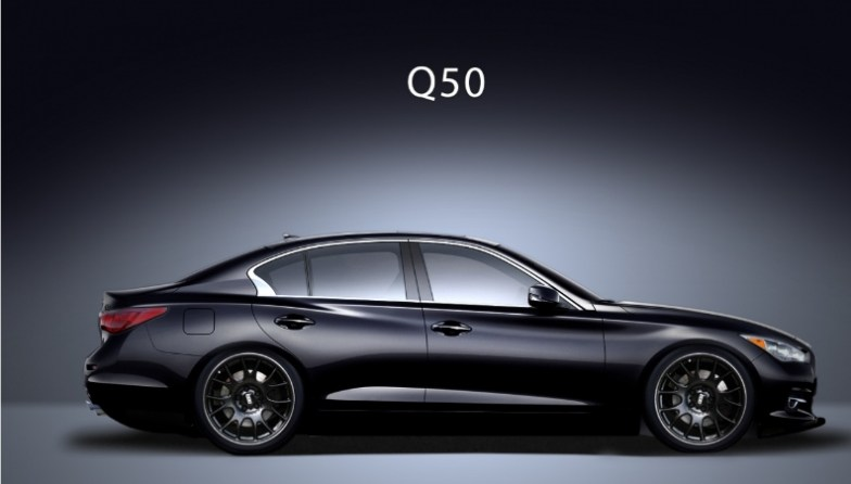 Infiniti Q50 2019 Redesign and Price