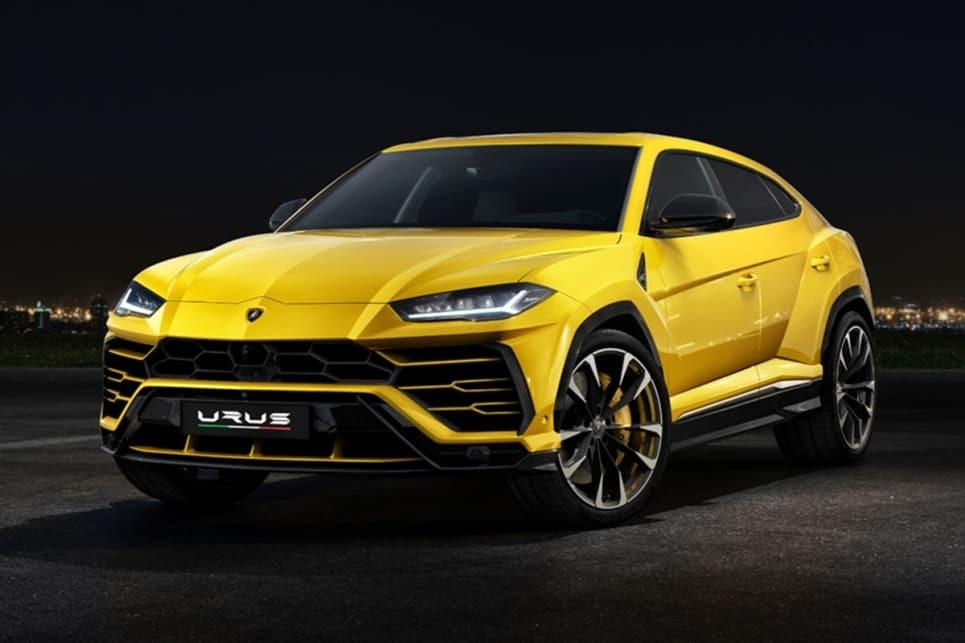 Best 2018 Lamborghini Urus First Drive