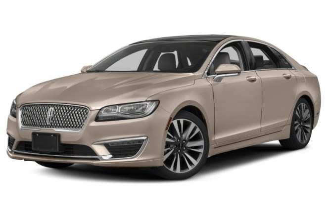 2018 Lincoln Mks Redesign