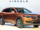 2018 Lincoln Mkx Overview