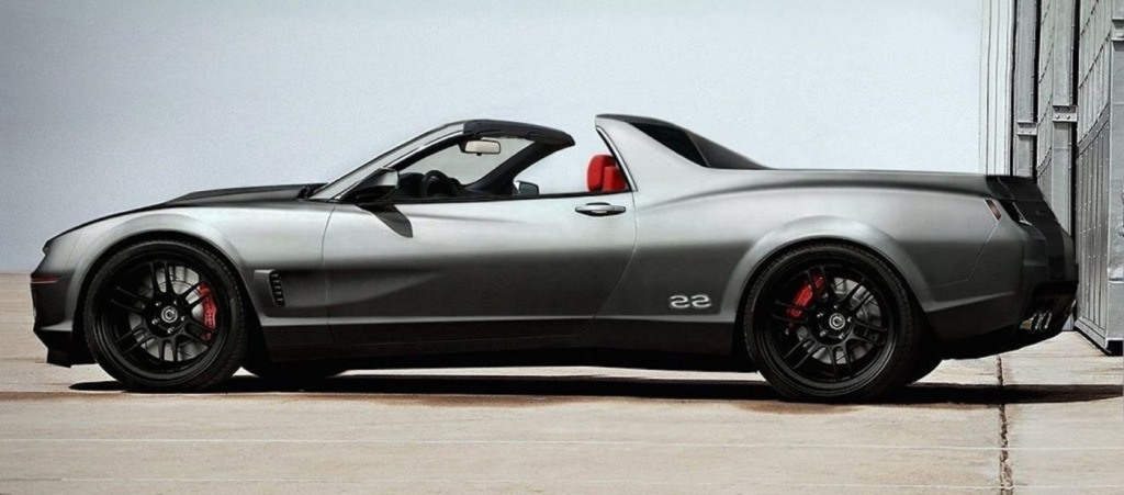 The 2019 Chevy El Camino Ss Price and Release date