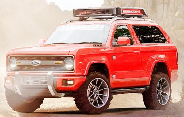 New 2019 Ford Bronco Price and Release date • Cars Studios : Cars Studios