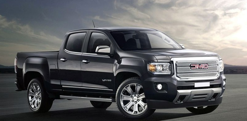 New 2019 GMC Canyon Diesel Review and Specs | Cars Studios