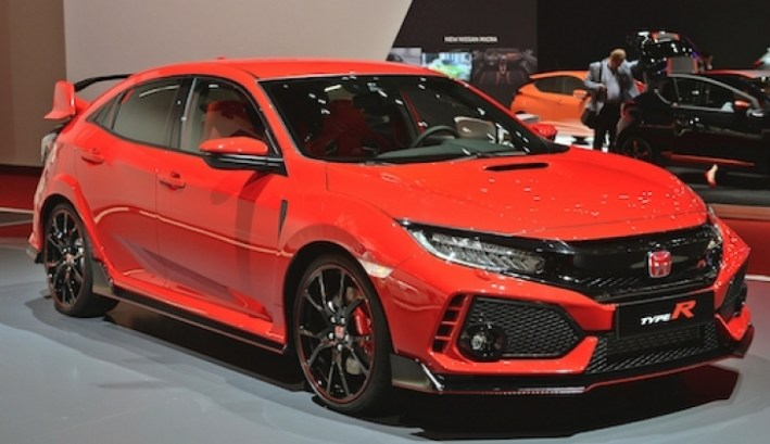 2019 Honda Civic Si Sedan Overview