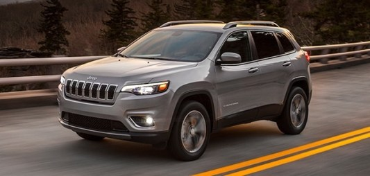 2019 Jeep Compass Sport Picture