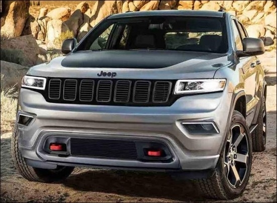 The 2019 Jeep Grand Cherokee Limited New Release