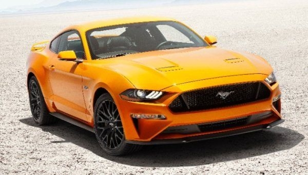 The 2019 Mustang V6 Review and Specs