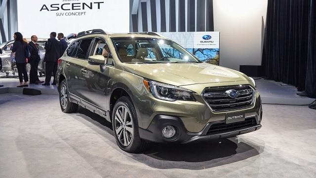 2019 Outback Release date and Specs