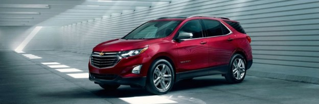 All 2018 Chevy Equinox Exterior