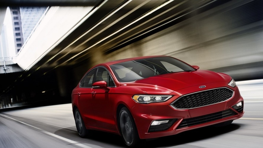 Spy Shots 2019 Ford Fusion Redesign and Price