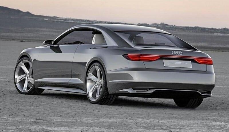 The 2018 Audi A9 Concept • Cars Studios : Cars Studios