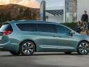 New 2018 Chrysler Town Country Exterior