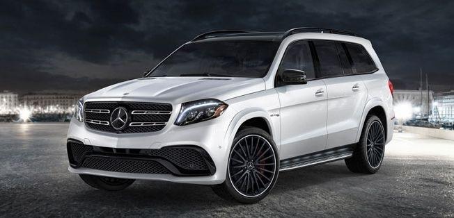 2018 Mercedes Gl Class Picture