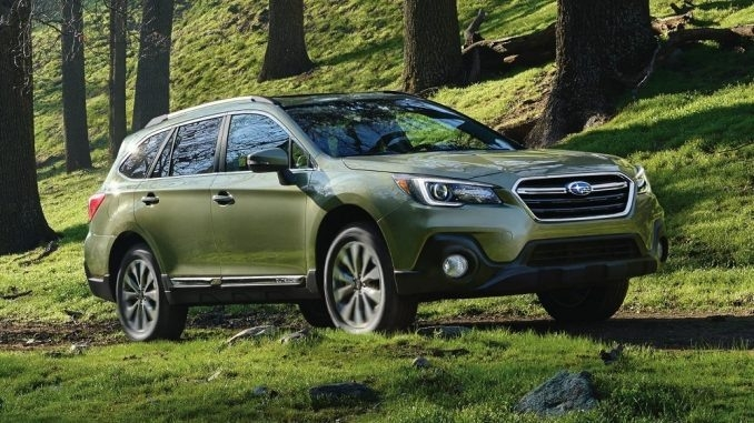 2018 Subaru Outback New Review