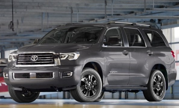 2018 Toyota Sequoia Interior, Exterior and Review