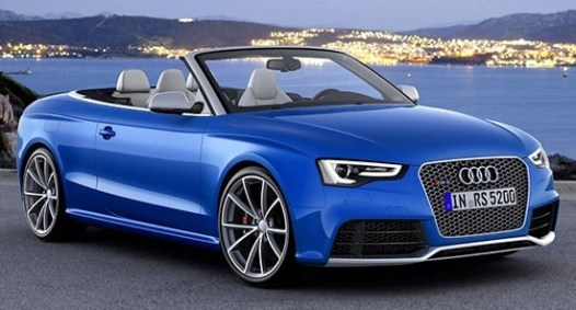 2019 Audi Rs5 Cabriolet Exterior and Interior Review