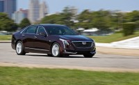 New 2019 Cadillac Ct6 Phev Debuts In Shanghaiis U S Bound New Release
