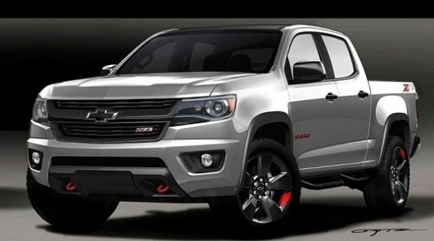2019 Chevy Colarado Diesel Review, specs and Release date