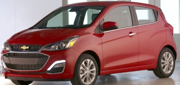 2019 Chevy Spark Overview and Price