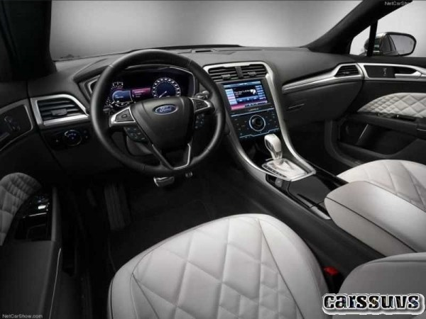 2019 Ford Mondeo Vignale Release date and Specs