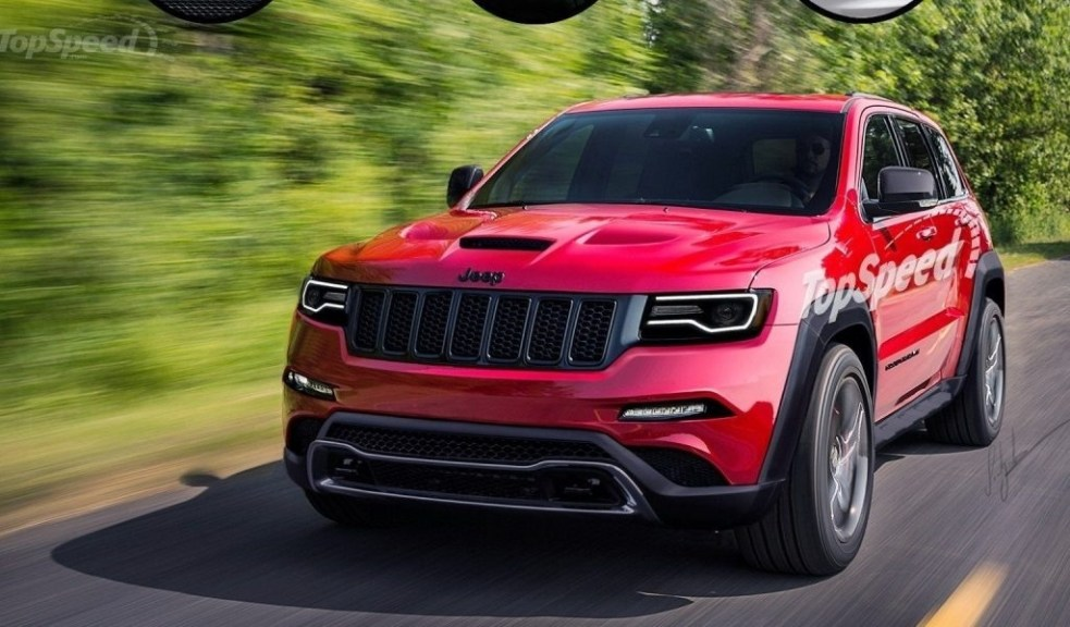 2019 Grand Cherokee Srt Hellcat Price and Release date