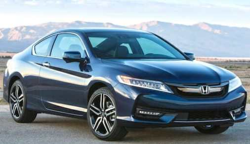 2019 Honda Accord Coupe Sedan Release Date, Price and Review