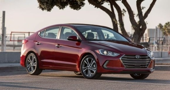 2019 Hyundai Elantra Spy Shoot