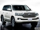 The 2019 Land CRuiser First Drive