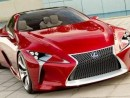 Best 2019 Lexus Lf Lc Hybrid Redesign and Price