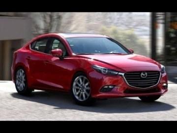 2019 Mazda 3 Sedan Price and Release date
