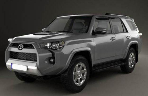 The 2019 Toyota 4 Runner Release Date And Specs