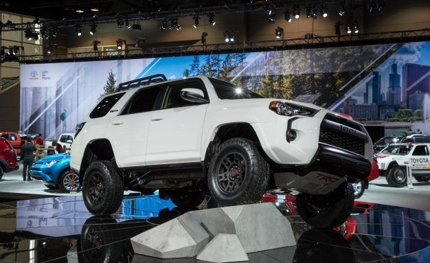 The 2019 Toyota 4Runner Trail Edition New Review