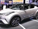 The 2019 Toyota C Hr Compact Picture