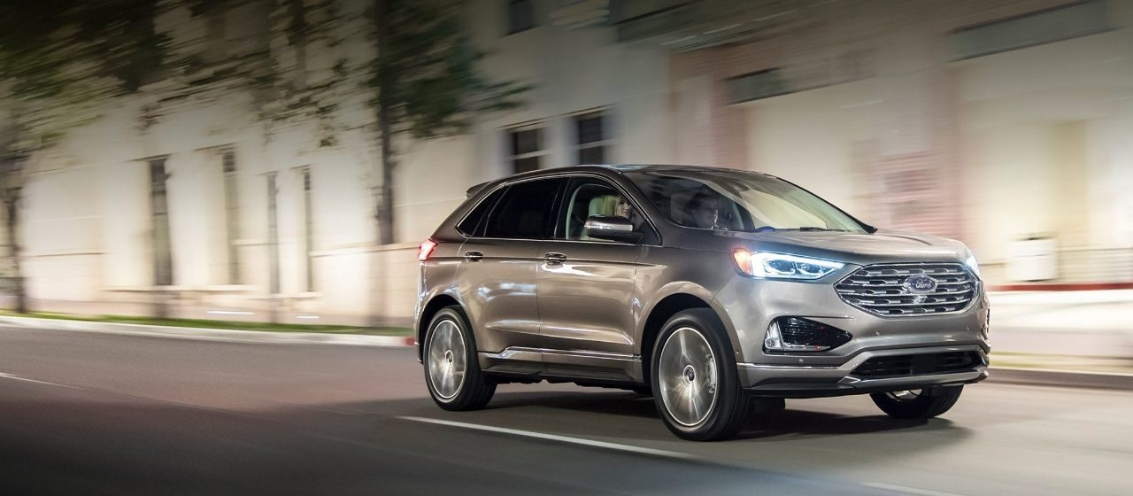 Ford Edge 2019 Design First Drive
