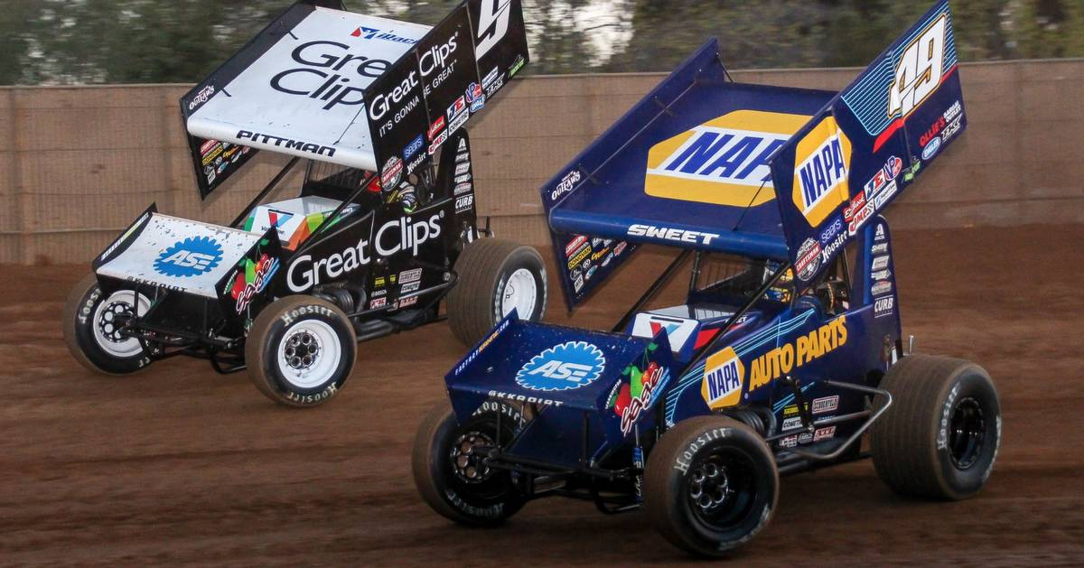 World of Outlaws Schedule
