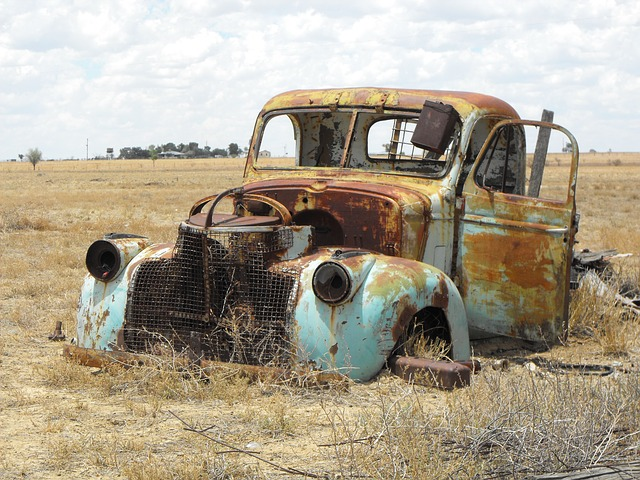 Where to Sell Junk Cars