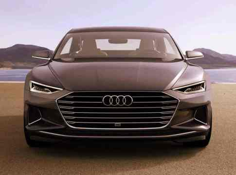 2019 Audi A8 Pictures