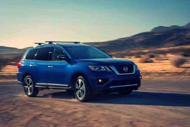 2019 Nissan Pathfinder Reviews