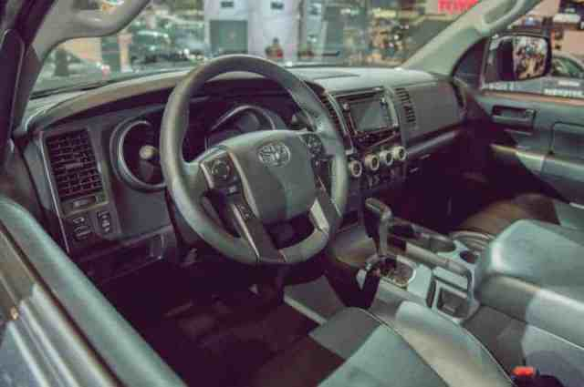 Toyota Sequoia Interior