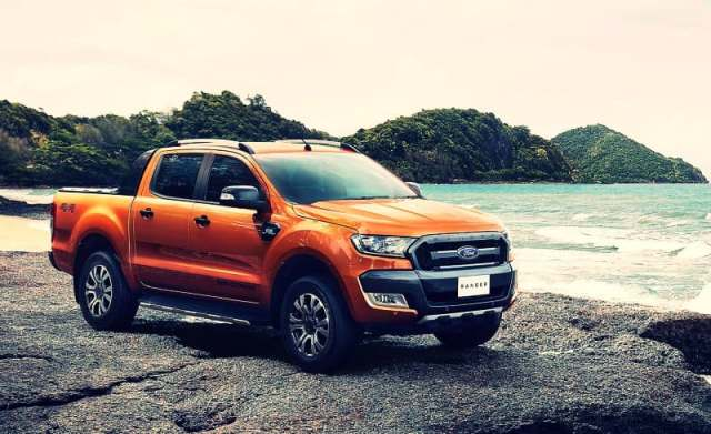 Ford Ranger USA