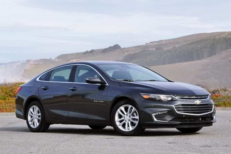 New Chevrolet Malibu Exterior Design