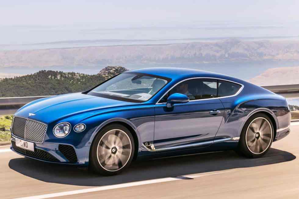 2019 bentley continental gt new release with price specs carssumo. Black Bedroom Furniture Sets. Home Design Ideas