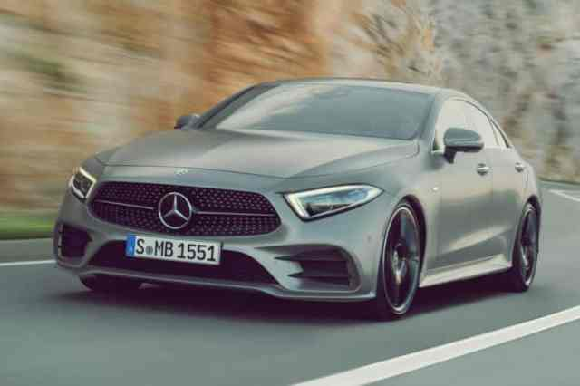 2020 Mercedes AMG CLS Price