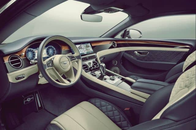 Continental GT 2019 - 2019 Bentley Continental GT