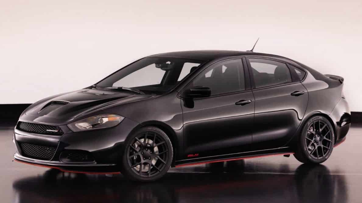 Dodge Dart Srt4 >> 2018 Dodge Dart SRT4 Release Date, Price & Specs