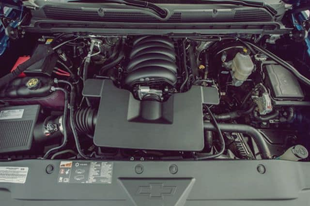 Engine Upgrades for New Chevy Truck
