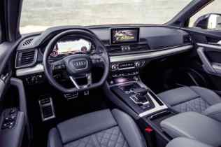 Interior Concept for New Audi A6